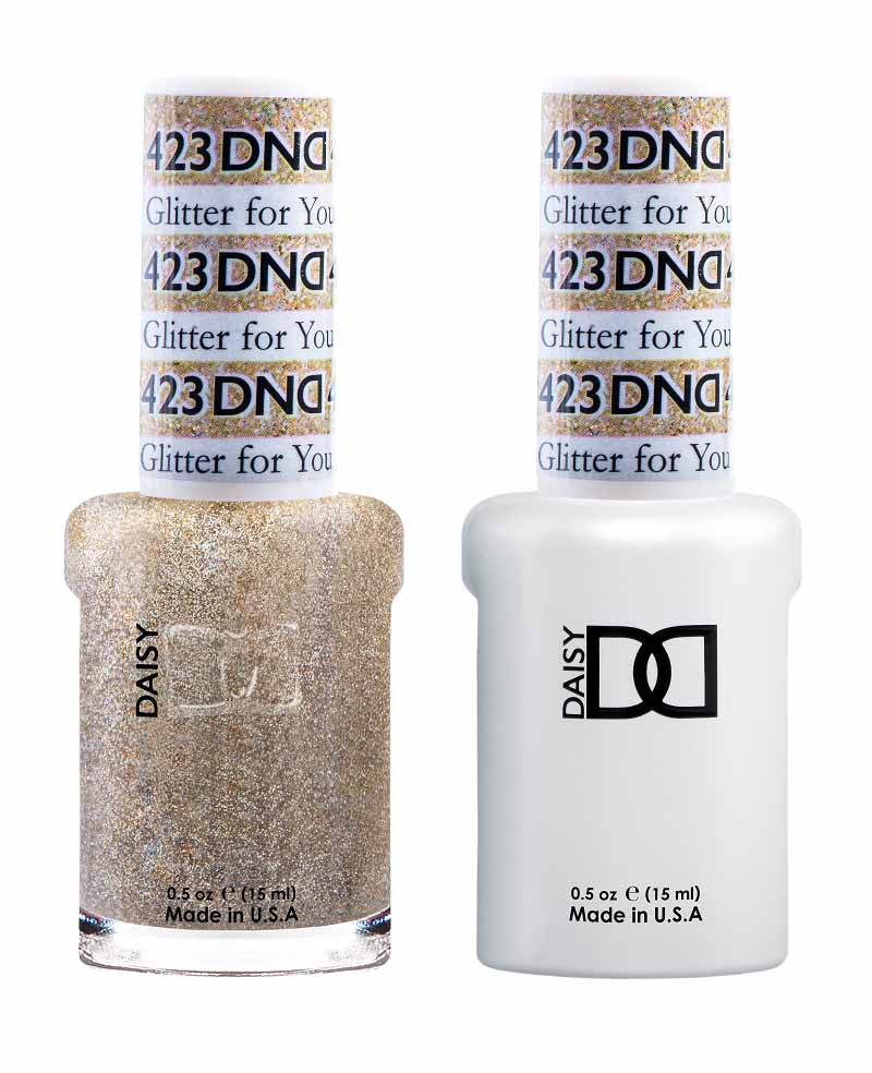 DND Glitter For You – 423 – Hollywood Nails Supply UK
