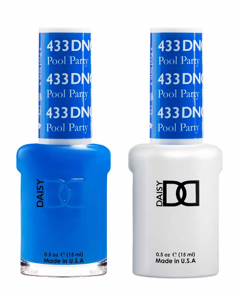 Dnd Pool Party 433 Hollywood Nails Supply Uk