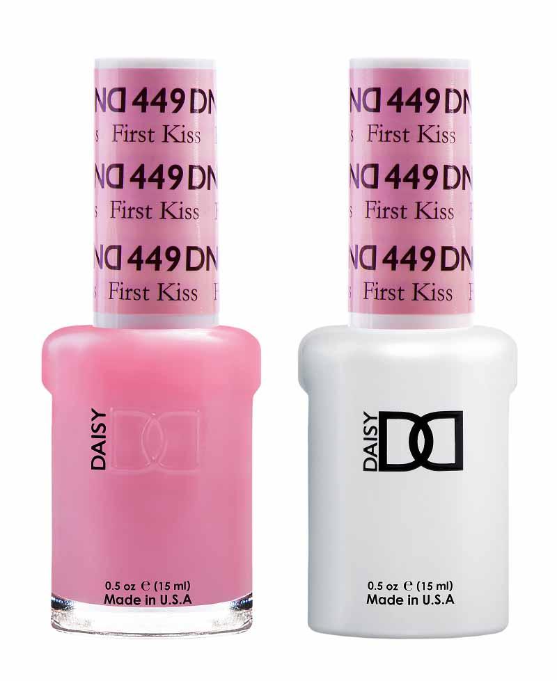 DND First Kiss – 449 – Hollywood Nails Supply UK