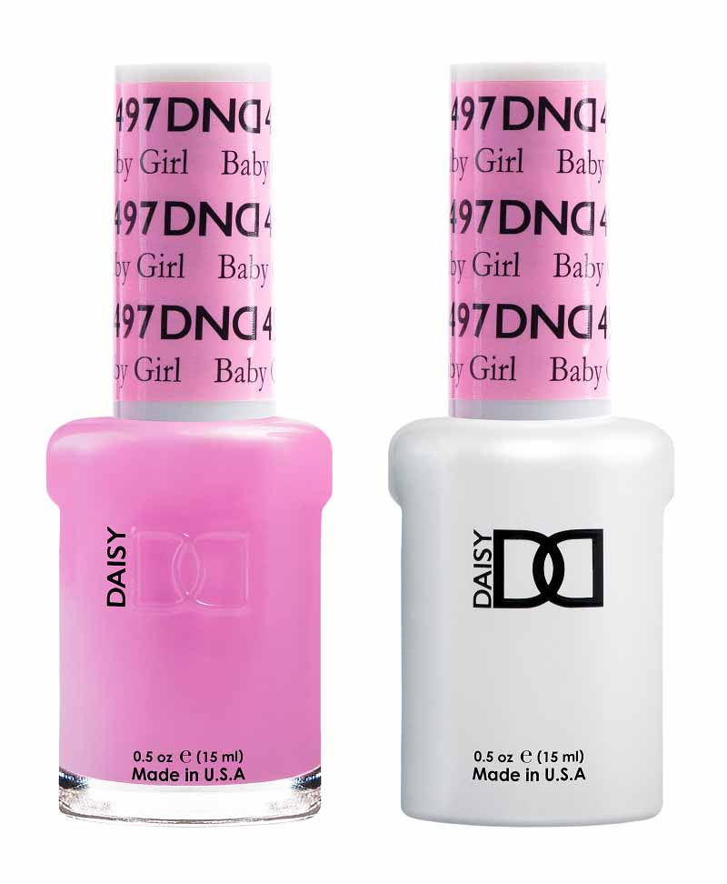 Dnd Baby Girl 497 Hollywood Nails Supply Uk