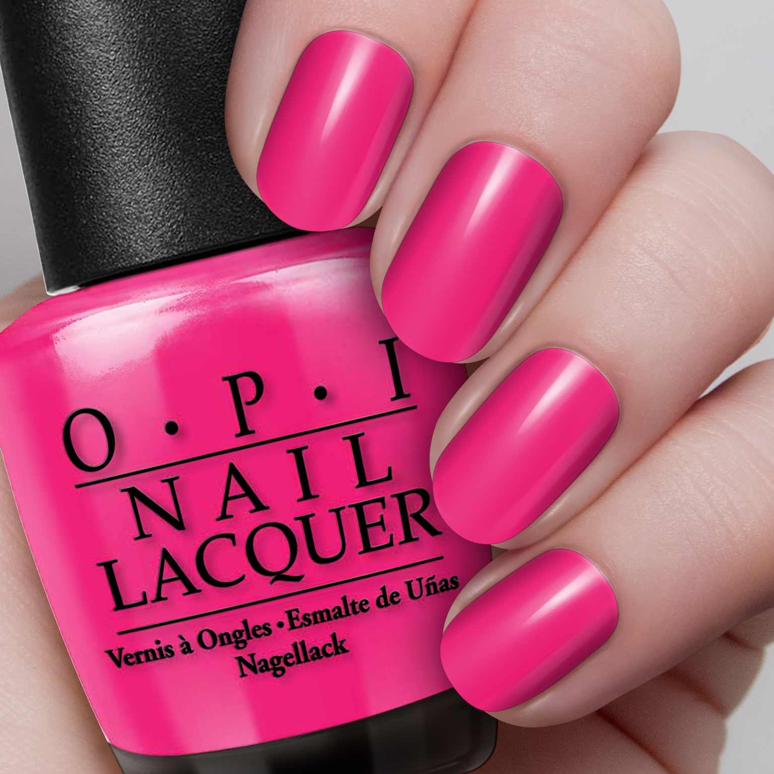 OPI Nail Polish – Koala Bear-Y – Hollywood Nails Supply UK