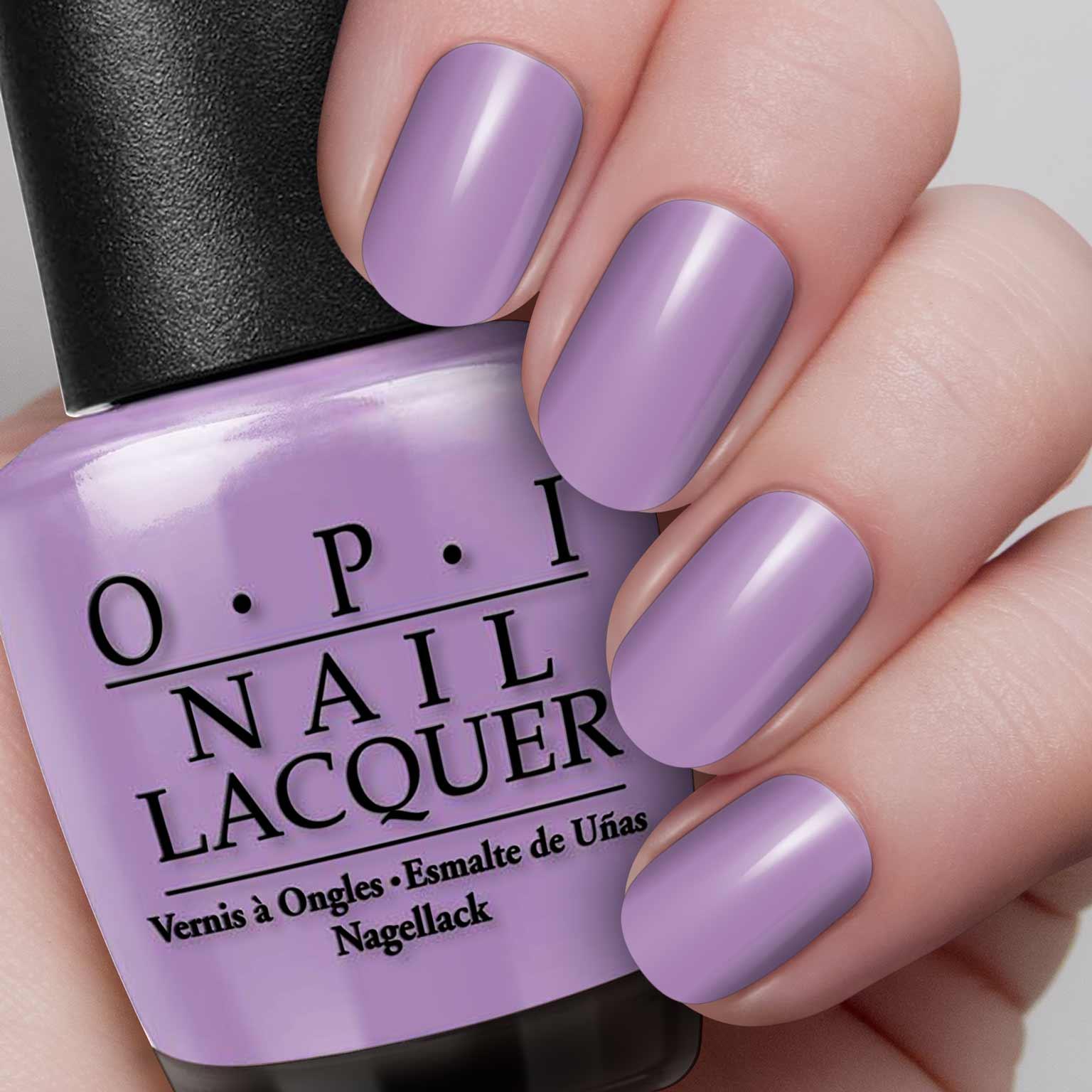 OPI Nail Polish – Do You Lilac It? – Hollywood Nails Supply UK