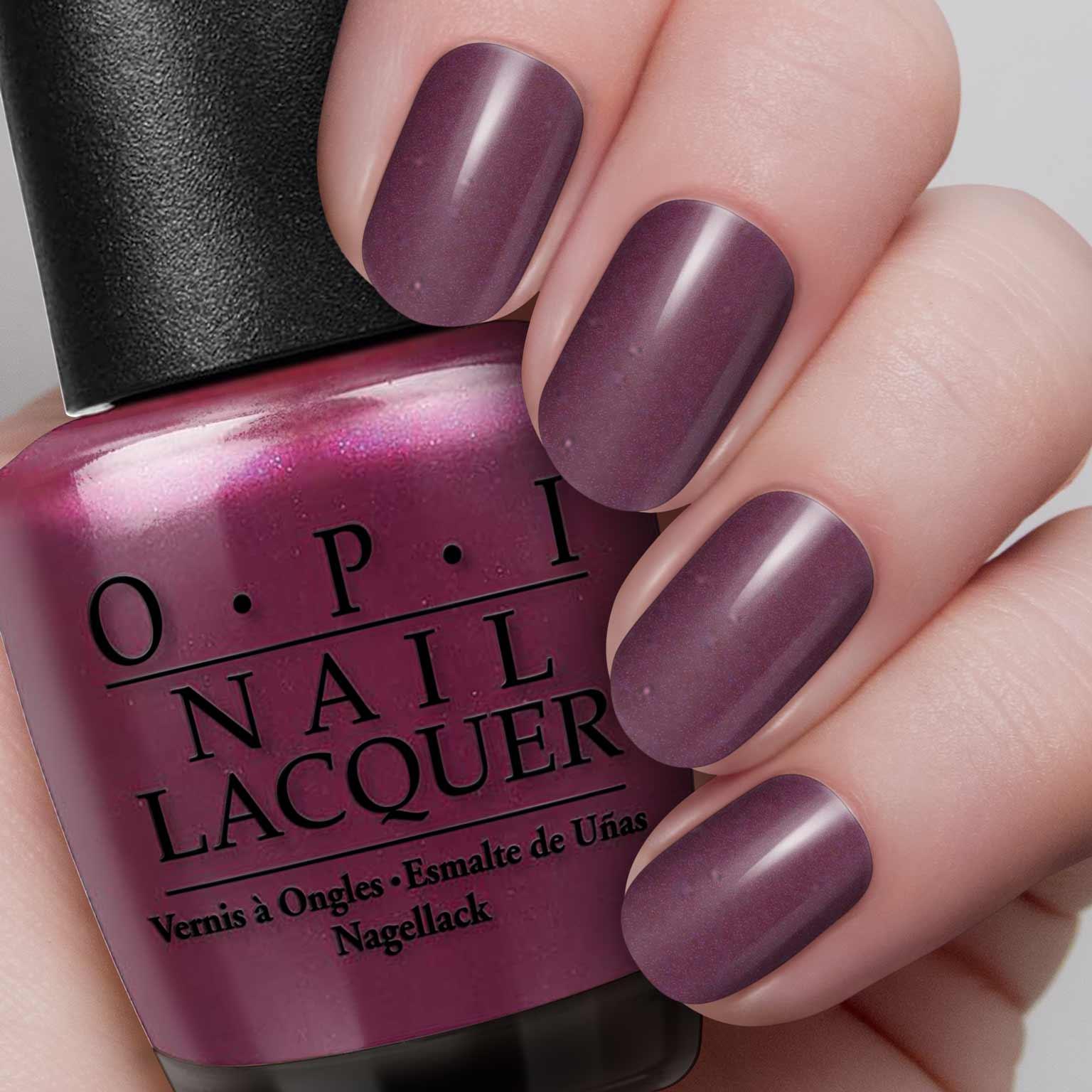 OPI Nail Polish – Flashbulb Fuchsia – Hollywood Nails Supply UK