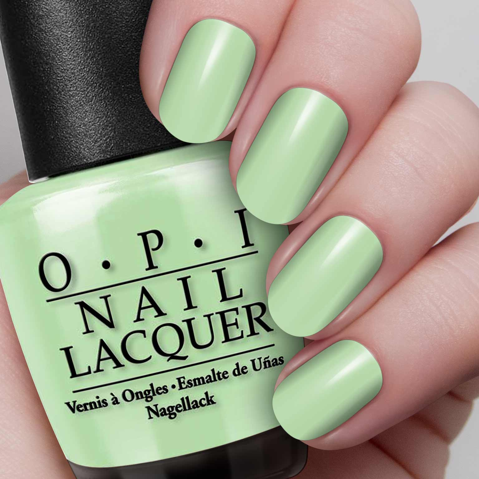 OPI Nail Polish – Gargantuan Green Graoe – Hollywood Nails Supply UK