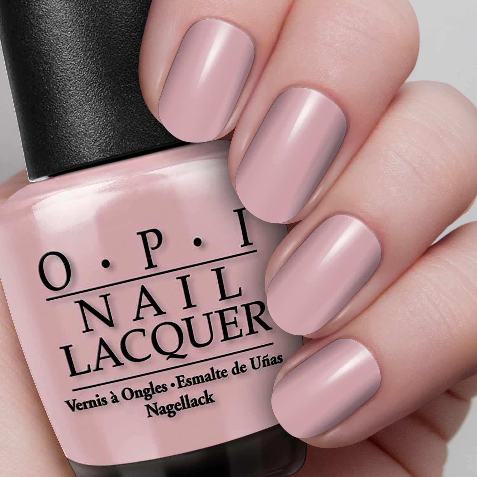 OPI Nail Polish – Tickle My France-y – Hollywood Nails Supply UK
