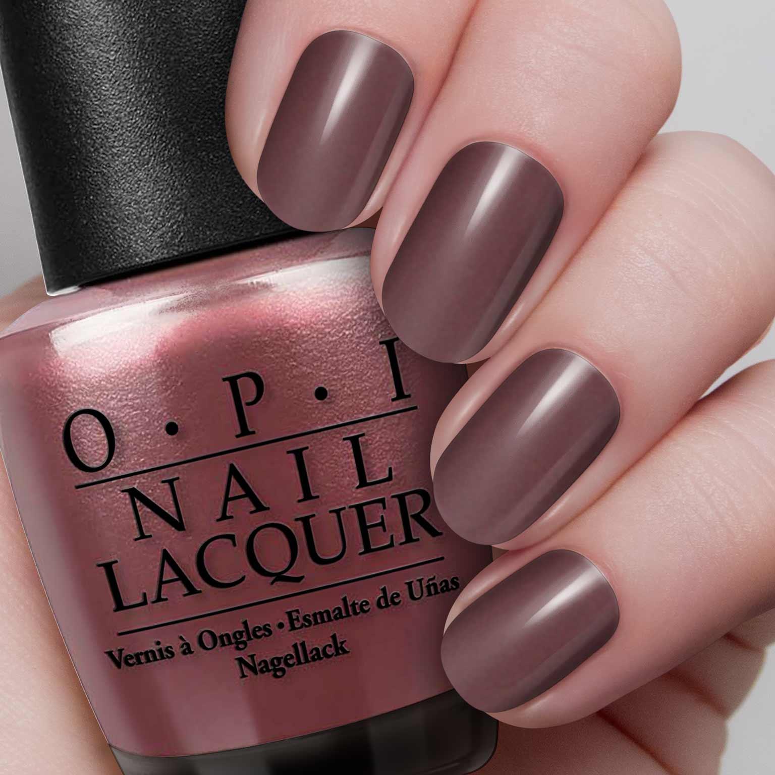 Opi Nail Polish I Knead Sour Dough Hollywood Nails Supply Uk