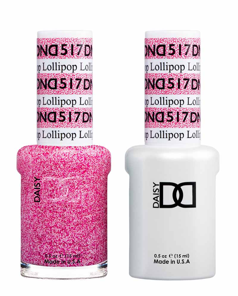 DND – Lollipop 517 – Hollywood Nails Supply UK