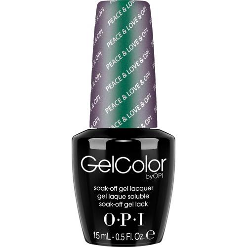 7af8624ed OPI Gel Color - Peace & Love & OPI - Hollywood Nails Supply UK