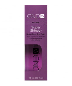 CND Super Shiney high gloss top coat