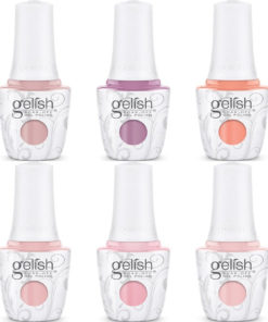 gelish colours of petals collection