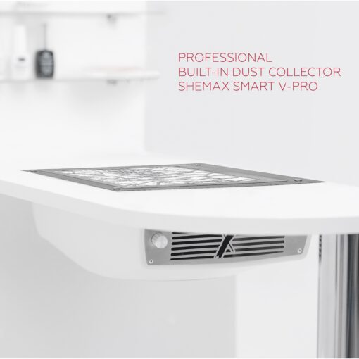 Dust Collector Smart V-Pro SheMax - Available at Hollywood Nails Supply